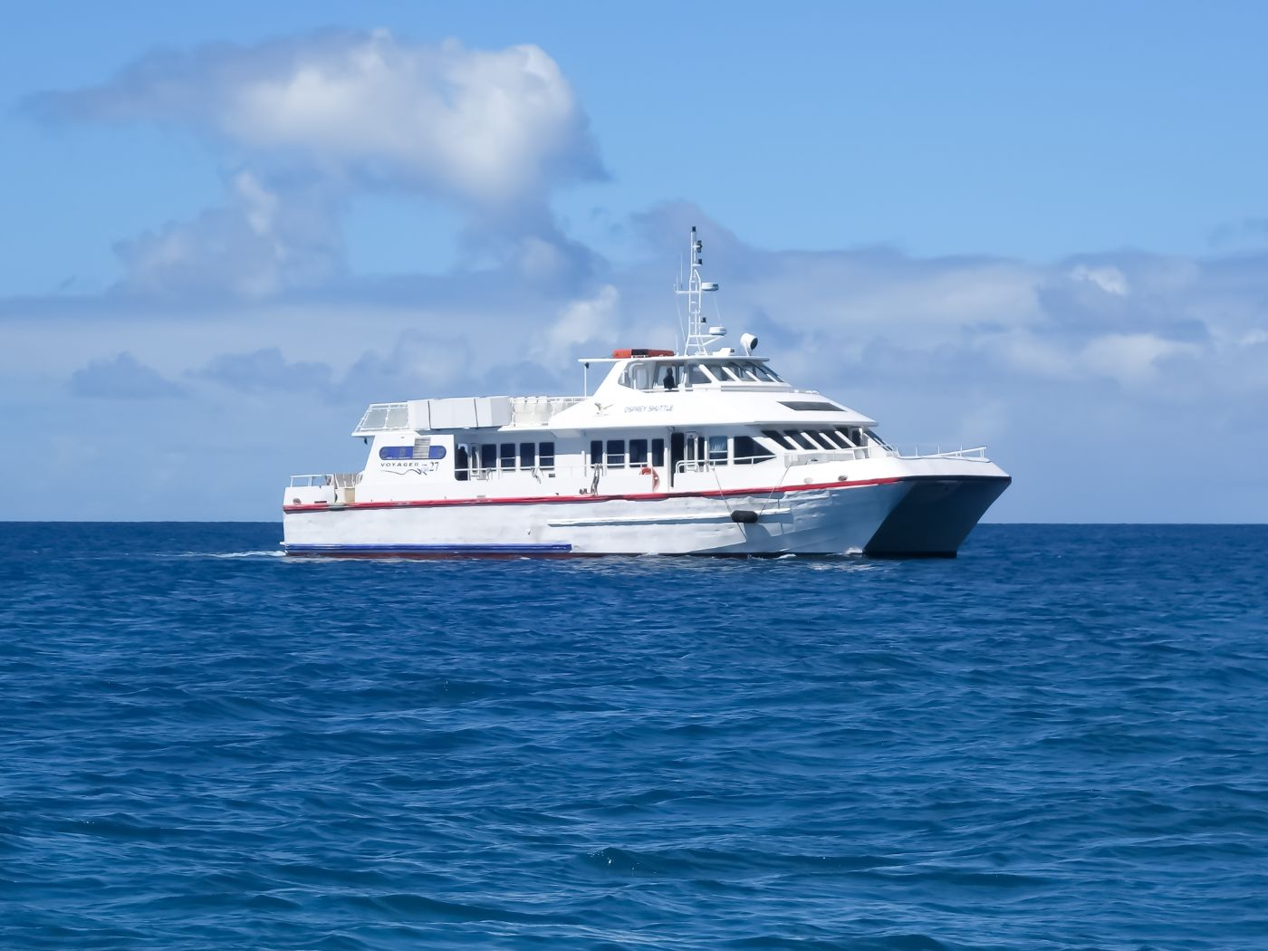 Travel to Carriacou on Osprey