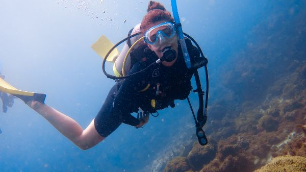 PADI Open Water course at Caribbean Reef Buddy
